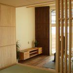 M様邸 TVボード・建具【ITO建築設計事務所】|椎谷建具店
